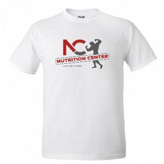 t-shirt nutrition center