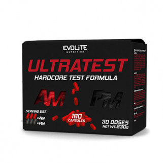 Ultra TEST Formula AM+PM  90+90 evolite