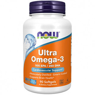 ultra omega-3 90cps now foods