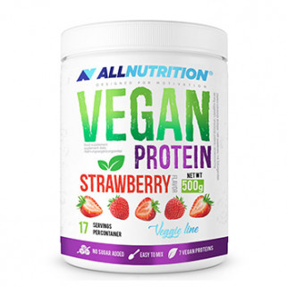 Vegan Protein 500g all nutrition