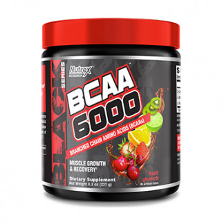 Bcaa 6000 255g nutrex research