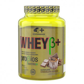 whey β+ protein 900g 4+ nutrition