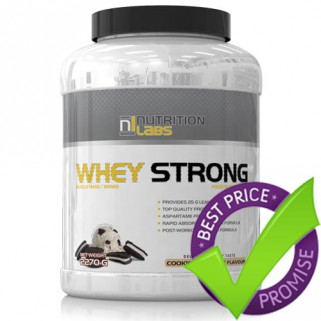 whey strong 2,27kg nutrition labs